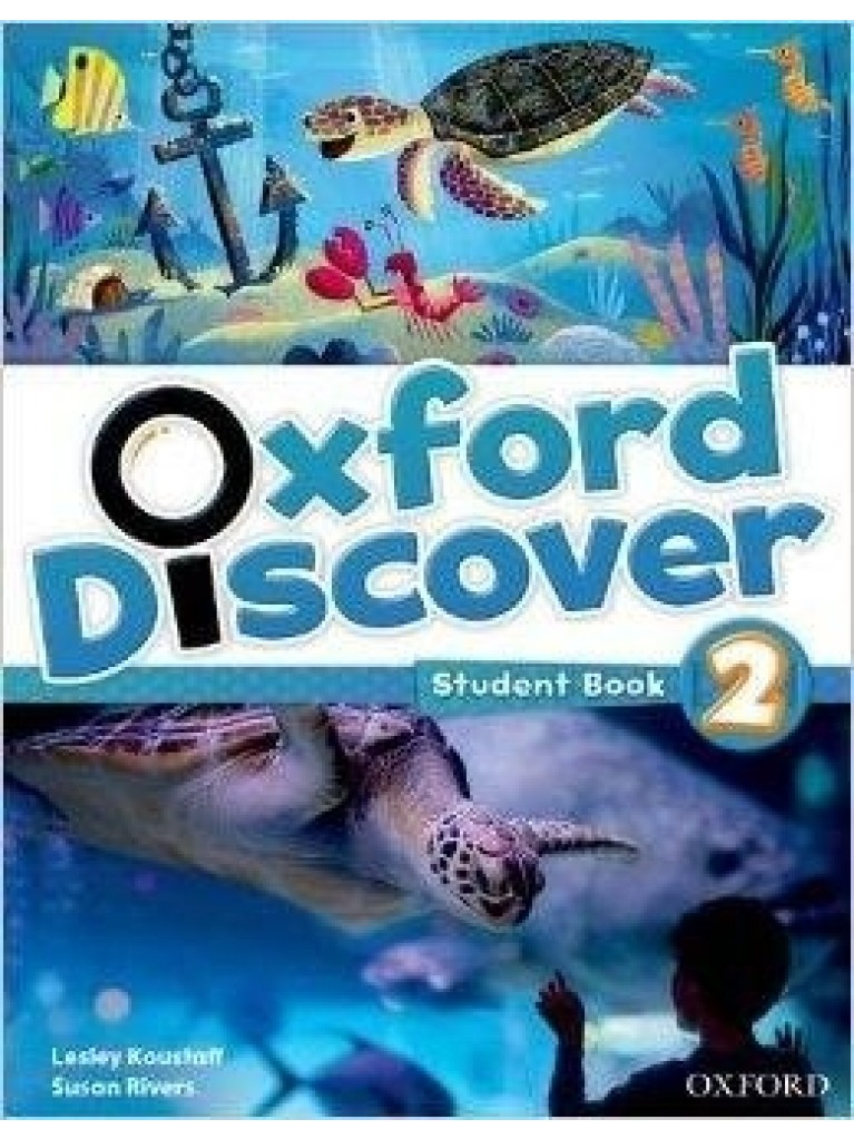 OXFORD DISCOVER 2 STUDENT'S BOOK PACK 1 (+ STUDY COMPANION & GRAMMAR SUPPLEMENT + READER)