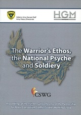 The Warrior's Ethos, the National Psyche and Soldiery