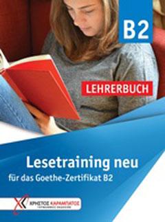 Lesetraining B2 neu - Lehrerbuch