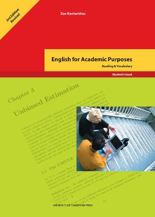 ENGLISH FOR ACADEMIC PURPOSES Reading and Vocabulary