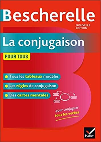 BESCHERELLE LA CONJUGAISON POUR TOUS 2019 HARDCOVER