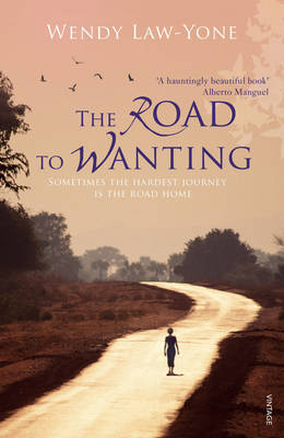 THE ROAD TO WANTING Paperback B FORMAT