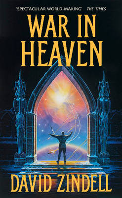WAR IN HEAVEN Paperback A FORMAT