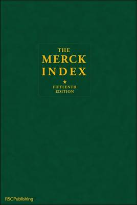 THE MERCK INDEX HC