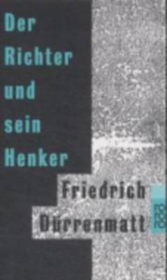 DER RICHTER UND SEIN HENKER  TASCHENBUCH