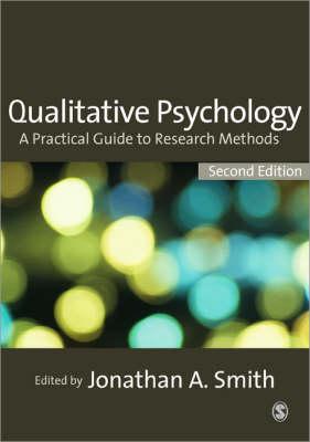 QUALITATIVE PSYCHOLOGY 2ND ED Paperback