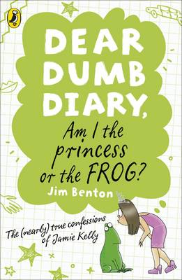 DEAR DUMP DIARY : AM I THE PRINCESS OR THE FROG? Paperback A FORMAT