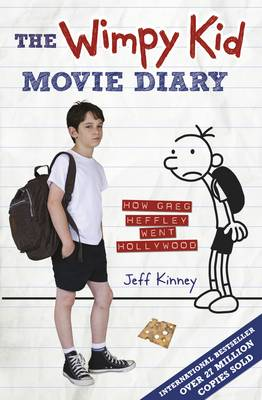 DIARY OF A WIMPY KID : MOVIE DIARY HC