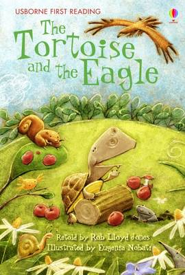 USBORNE FIRST READING 2: THE TORTOISE AND THE EAGLE HC