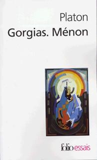 GORGIAS MENON Paperback A FORMAT