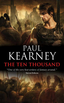 THE TEN THOUSAND Paperback A FORMAT