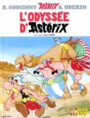 L'ODYSSEE D' ASTERIX HC
