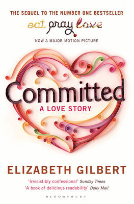COMMITED A LOVE STORY Paperback B FORMAT