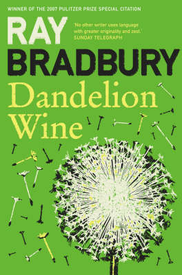 DANDELION WINE Paperback B FORMAT