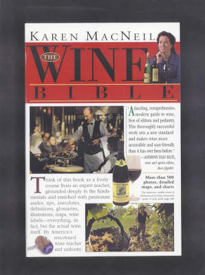 THE WINE BIBLE Paperback