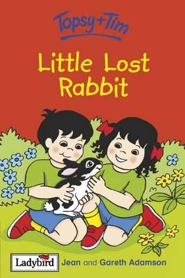 TOPSY & TIM : LITTLE LOST RABBIT HC MINI