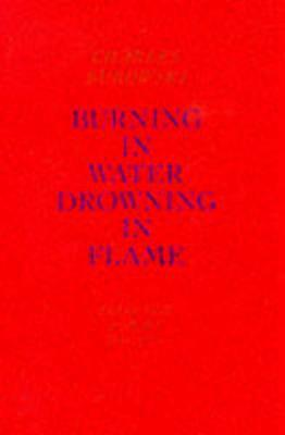BURNING IN WATER, DROWNING IN FLAME Paperback A FORMAT