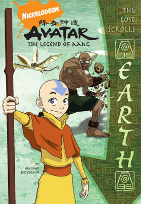 AVATAR - THE LEGEND OF AANG THE LOST SCROLLS - EARTH Paperback