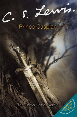 NARNIA 4: PRINCE CASPIAN Paperback B FORMAT