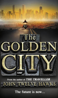 THE GOLDEN CITY (THE FOURTH REALM TRILOGY) Paperback A FORMAT