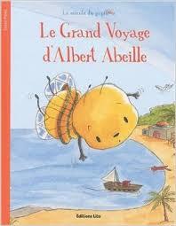 LA MINUTE DU PAPILLON: LE GRAND VOYAGE D'ABEILLE Paperback