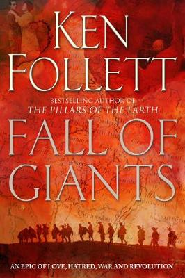 FALL OF GIANTS Paperback B FORMAT