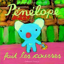 PENELOPE : PENELOPE FAIT LES COURSES HC BBK