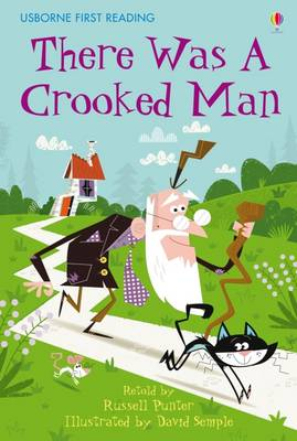 USBORNE FIRST READING 3: THERE WAS A CROOKED MAN HC