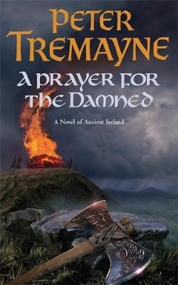 SISTER FIDELMA 15: A PRAYER FOR THE DAMNED A NOVEL OF ANCIENT IRELAND Paperback A FORMAT