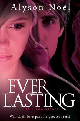 THE IMMORTALS 6: EVER LASTING IS THIS THE END FOR EVER AND DAMEN? Paperback B FORMAT