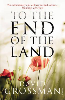 TO THE END OF THE LAND Paperback B FORMAT