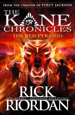THE RED PYRAMID Paperback
