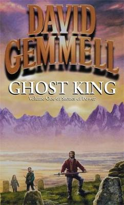 STONES OF POWER 1: GHOST KING Paperback B FORMAT