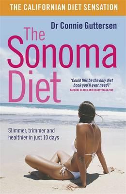 THE SONOMA DIET Paperback B FORMAT