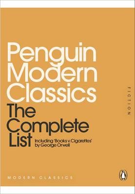 PENGUIN MINI MODERN CLASSICS : THE COMPLETE LIST Paperback MINI