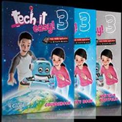 TECH IT EASY 3 ΠΛΗΡΕΣ ΠΑΚΕΤΟ (+ REVISION BOOK + I-BOOK)