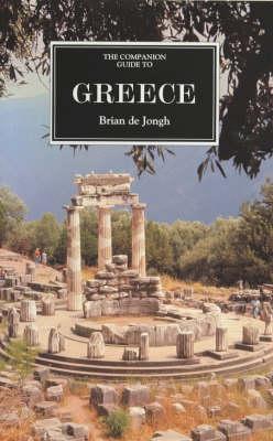A COMPANION GUIDE TO GREECE  Paperback