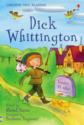 USBORNE FIRST READING 4: DICK WHITTINGTON HC