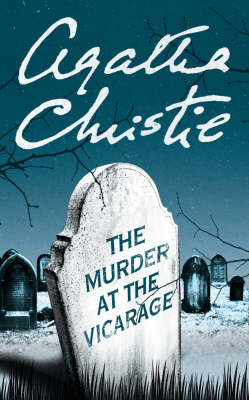 THE MURDER AT THE VICARAGE Paperback A FORMAT