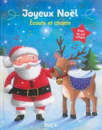 ECOUTE ET CHANTE JOYEUX NOEL DES 3 ANS  POCHE