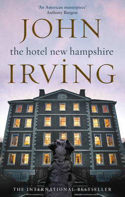 THE HOTEL NEW HAMPSHIRE Paperback B FORMAT