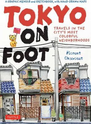 TOKYO ON FOOT  Paperback