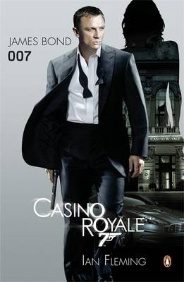 JAMES BOND : CASINO ROYALE Paperback B FORMAT