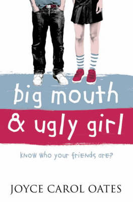 BIG MOUTH & UGLY GIRL Paperback B FORMAT