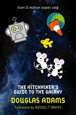 THE HITCHHIKER'S GUIDE TO THE GALAXY 1:  Paperback A