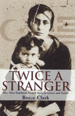 TWICE A STRANGER Paperback A FORMAT