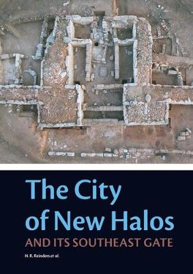 THE CITY OF NEW HALOS AND ITS SOUTHEAST GATE  HC