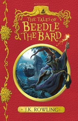 TALES OF THE BEEDLE THE BARDE  Paperback