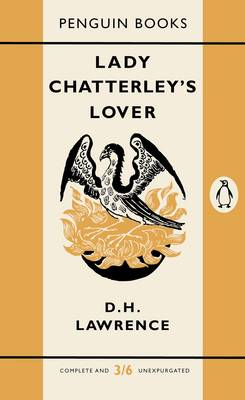 PENGUIN MERCHANDISE BOOKS : LADY CHATTERLEY'S LOVER Paperback A FORMAT