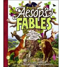 AESOP'S FABLES A POP-UP BOOK OF CLASSIC TALES HC